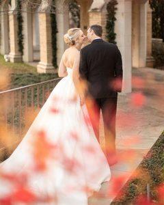 A Winter Wonderland Wedding at Union Station