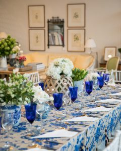 An Evening with Tuckernuck at Amy Berry Home