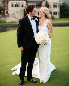 Lifelong Friends Wed at the Dallas Country Club