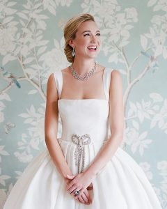 Royally Inspired Bridal Portraits at W. Lovers Lane