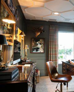 Inside W. Lovers lane: John's Office