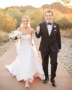Saluti Scottsdale for Julie Price and Alex Barnes