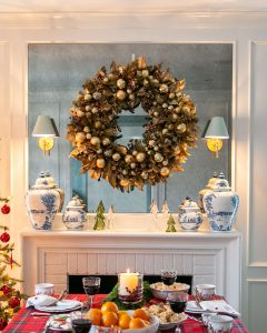 Above the Mantel with Heath of Jackson Durham Events