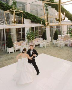 Helen Modesett and Philip McGee Host a Wedding Brunch