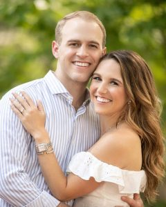 Sarah Stiles and Sean Duffey Engagement Portraits