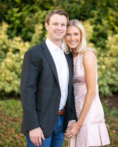 Kelly and Jamie Engagement Portraits at Dallas Country Club