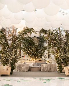 A Tented Affair at Midland Country Club