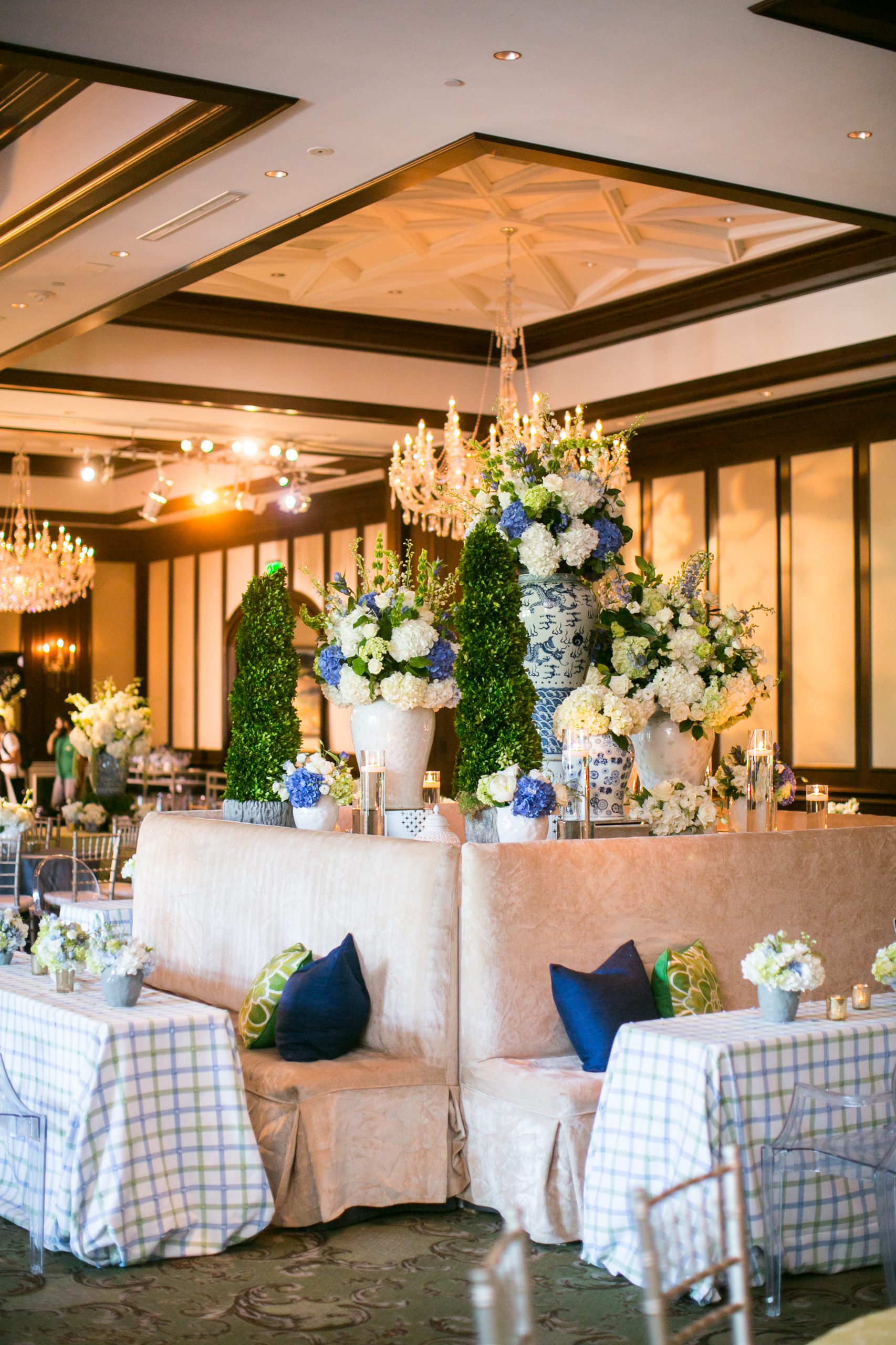 Dallas Country Club Wedding