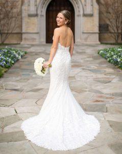 Beautiful Bridals at HPUMC for Sarah Stiles