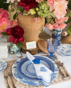 Memorable Place Settings for Meals that Matter