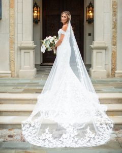 All About the Wedding Veil