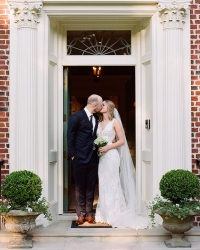 The Key to an At Home Wedding with Keely Thorne Events