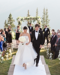 Five Years Since Allison and Mark Said 'I Do' Atop Aspen Mountain