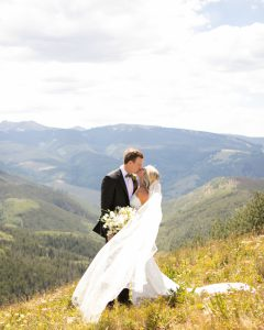 Lauren and Mack Married in the Mountains