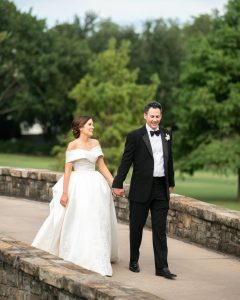 Italian Renaissance Meets Greek Heritage at the Dallas Country Club