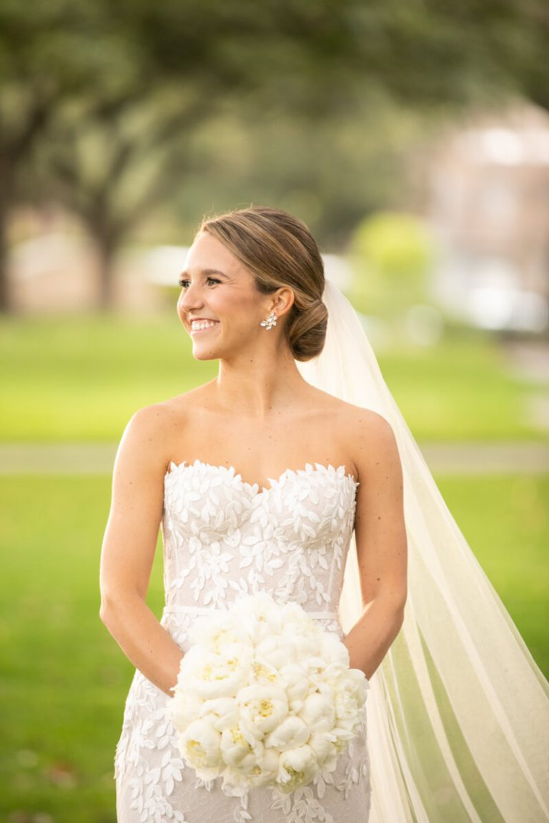 HPUMC Outdoor Bridal Portrait