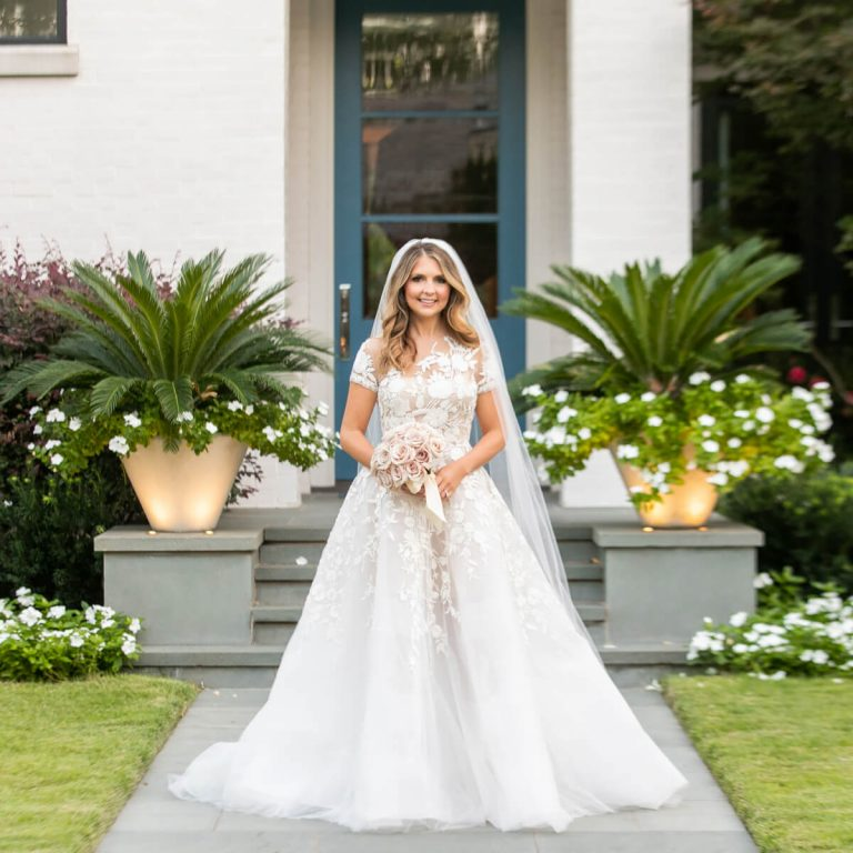 Erica Hubble Bridals