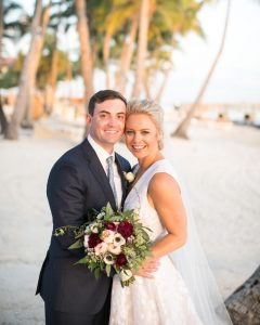 Samm and Sam's Fall Floridian Wedding Day
