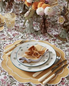 Inspiration for Your Thanksgiving Table and Registry