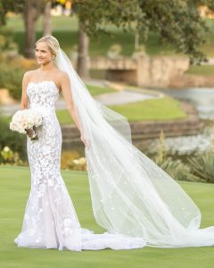 DCC Elegance for Allison Holmes' Bridal Portraits