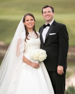 An August Wedding at the Dallas Country Club