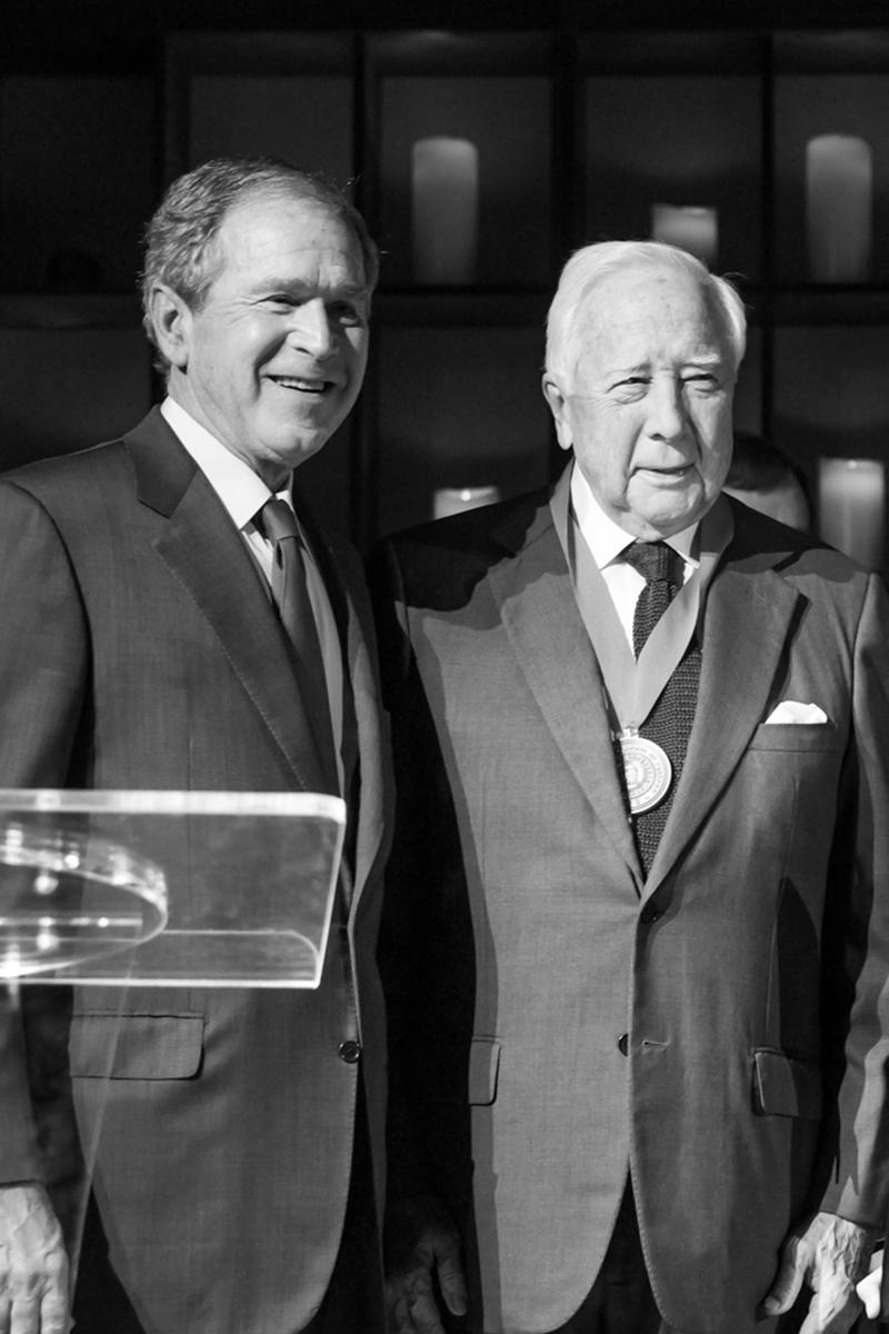 Presidential Banquet Photo