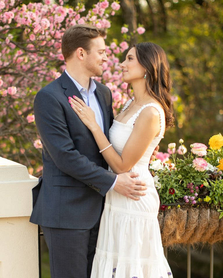 Our Spring Engagement Lookbook with My Wedding Wardrobe