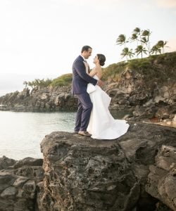 """An Intimate Island """"I do"""" with Olivia and Robert"""
