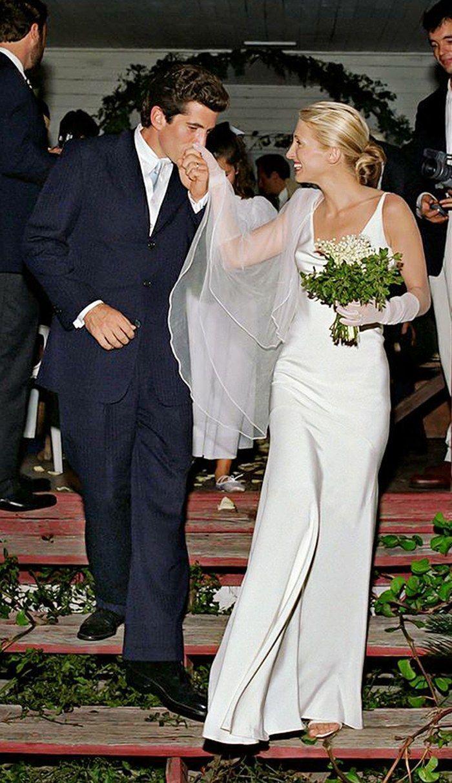 Carolyn Bessette Kennedy Wedding