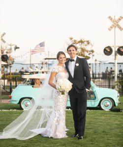 High School Sweethearts, Married in Montecito