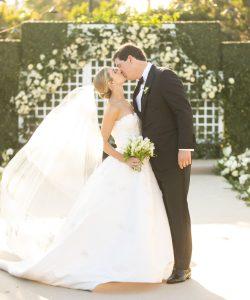 Caitlin and Geoffrey, Married at Miramar Beach
