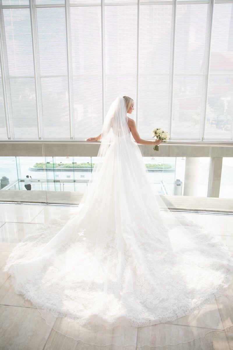 emily in monique lhuillier gown