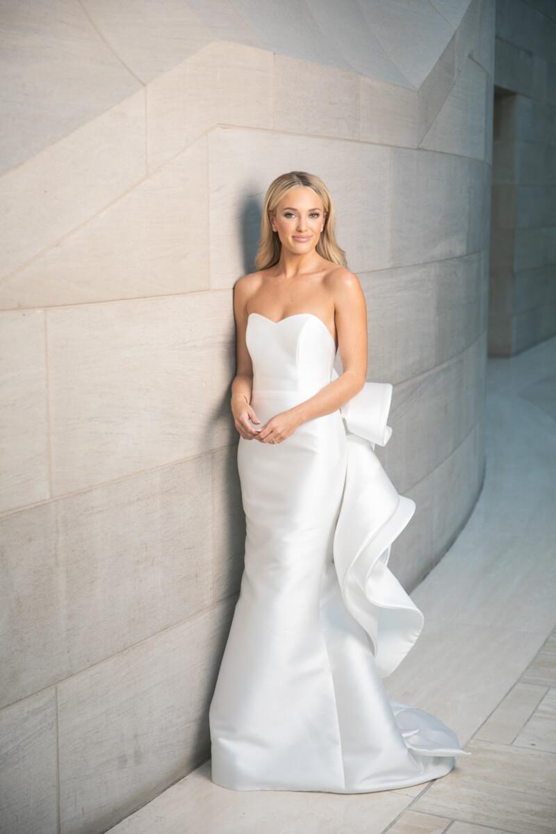 emily in nardos gown
