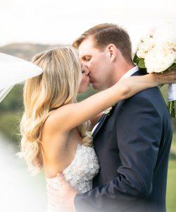 A Blushing Ballroom Wedding for Brittney and Derek